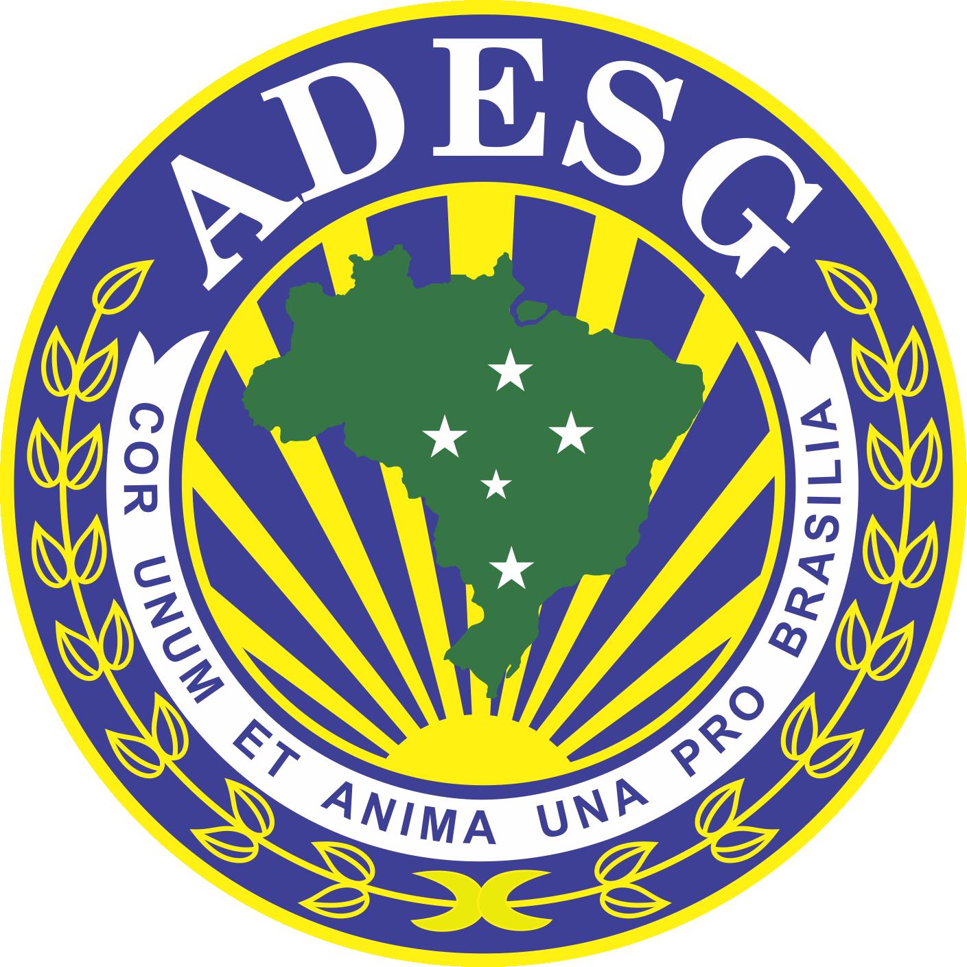 Logo ADESG atual RENDERIZADO