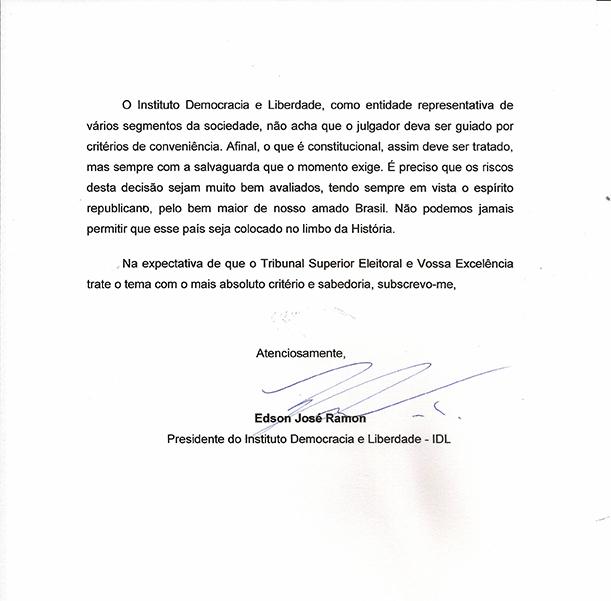 CARTA MINISTRO TSE0001-2