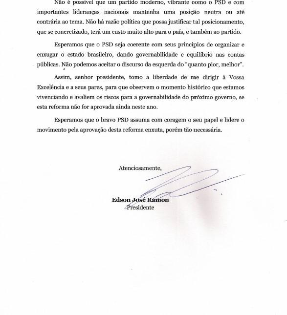 Carta PSDB2