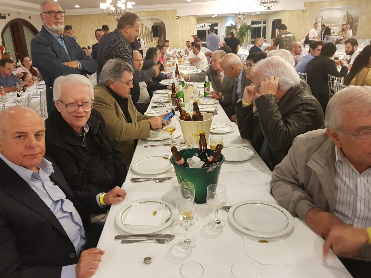 jantar bolsonaro
